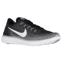 Nike Free RN Distance - Women's - Black / White