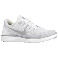 Nike Free RN Distance - Women's - White / Grey