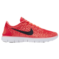 Nike Free RN Distance - Women's - Red / Black