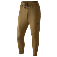Nike Tech Cropped Pants - Men's - Gold / Navy