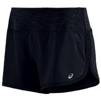 "ASICS� 4"" Everysport Shorts - Women's - All Black / Black"