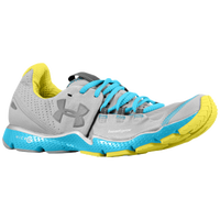 Under Armour Charge RC - Women's - Silver / Light Blue