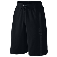 Nike Air Pivot V3 Short - Men's - All Black / Black