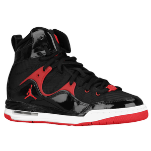 Jordan TR '97 - Boys' Grade School - Black/Gym Red/White