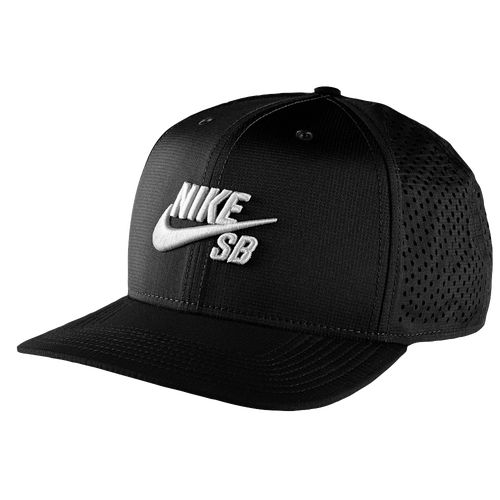 Nike SB Performance Trucker - Men's - Black / White