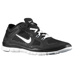 Nike Free 5.0 TR Fit 4 - Women's - Black/Cool Grey/Wolf Grey/White