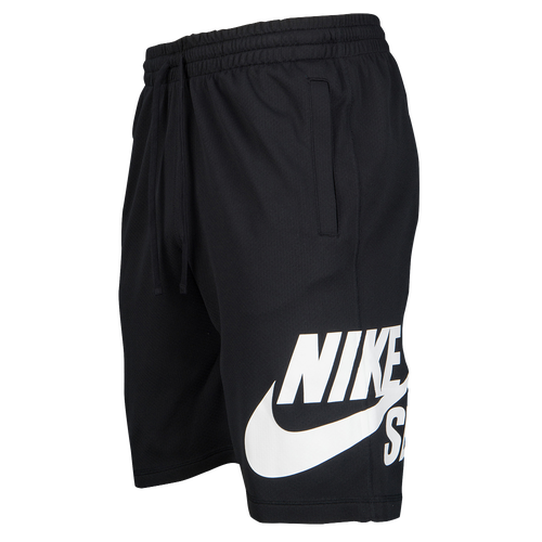 Nike SB Dry Short Sunday - Men's - Black / White