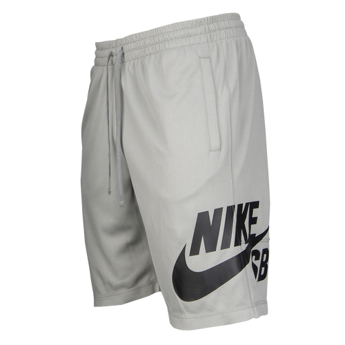 Nike SB Dry Short Sunday - Men's - Grey / Black