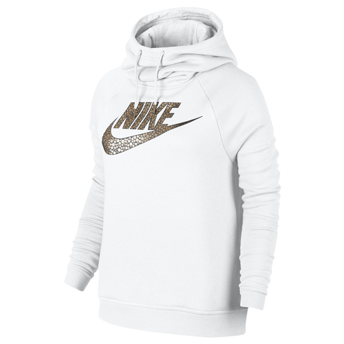 Nike Rally Metallic Graphic Hoodie