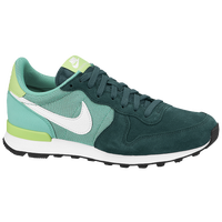 Nike Internationalist - Women's - Dark Green / Light Green