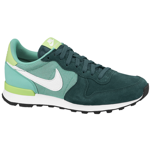 womens nike internationalist all green