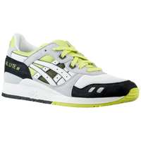 Asics Tiger GEL-Lyte III - Men's - White / Light Green