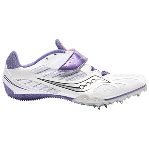 Saucony Spitfire 2 - Women's - White/Purple