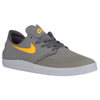 Nike SB Lunar Oneshot - Men's - Grey / Gold