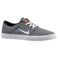 Nike SB Koston 2 Max - Men's - Grey / Orange