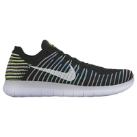 low priced 02920 2a645 Nike Free RN Flyknit - Men s - Black   Multicolor