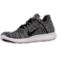 size 40 31f25 f18b8 Nike Free RN Flyknit - Men s - White   Black