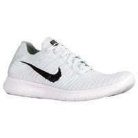 Nike Free Run Flyknit White