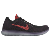 new style 67655 9b0e1 Nike Free RN Flyknit - Men s - Black   Red