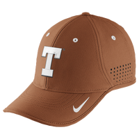 Nike College Dri-Fit Sideline Hat - Men's - Texas Longhorns - Orange / White