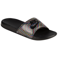 Nike Benassi JDI Slide - Men's - Black / Multicolor