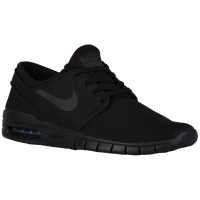 Nike SB Stefan Janoski Max - Men's - Black / Grey