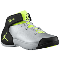 Jordan Melo 1.5 - Men's - Grey / Light Green