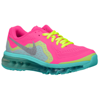 Nike Air Max 2014 - Girls' Grade School - Pink / Light Green