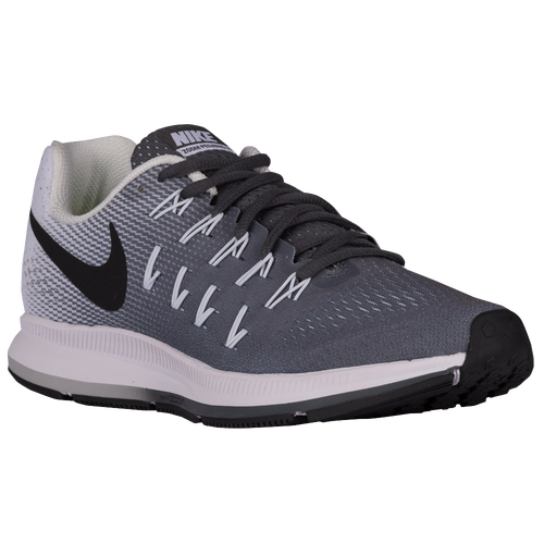 nike grey and white