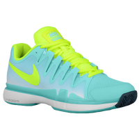 Nike Zoom Vapor 9.5 Tour - Women's - Aqua / Light Green