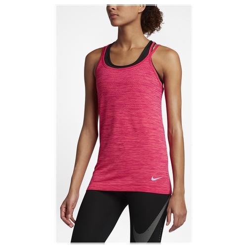 50dddc71cce2f Nike Dri-FIT Knit Tank - Women s - Running - Clothing - Sport ...
