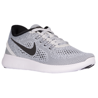 Nike Free RN - Women's - White / Grey