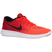 Nike Free RN - Women's - Red / Orange