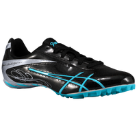 ASICS� Hyper-Rocketgirl SP 4 - Women's - Black / Light Blue
