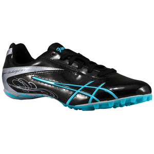 ASICS� Hyper-Rocketgirl SP 4 - Women's - Onyx/Lightning