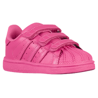 adidas Originals Superstar - Boys' Toddler - Pink / Pink
