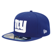 New Era NFL 59Fifty Sideline Cap - Men's - New York Giants - Blue / White