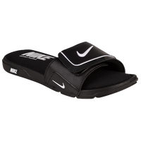 Nike Comfort Slide 2 - Boys' Grade School - Black / Blue