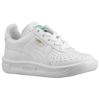 PUMA GV Special - Boys' Toddler - White / Gold