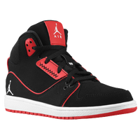 Jordan 1 Flight 2 - Boys' Preschool - Black / White