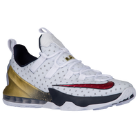 Nike LeBron XIII Low - Men's -  Lebron James - White / Navy
