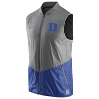 Nike College Dri-Fit On Court Game Vest - Men's - Duke Blue Devils - Blue / Grey