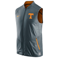 Nike College Dri-FIT On Court Game Vest - Men's - Tennessee Volunteers - Grey / Orange