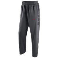 Nike College Elite Stripe Pants - Men's - Arizona Wildcats - Grey / Red