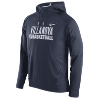 Nike College Basketball Pullover Hoodie - Men's - Villanova Wildcats - Navy / White
