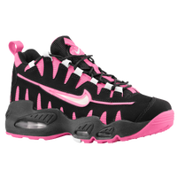 Nike Air Max NM - Girls' Grade School - Black / Pink