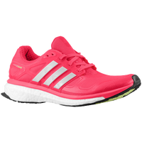 adidas Energy Boost 2 - Women's - Pink / Silver