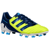 adidas Predator Absolion TRX FG - Men's - Light Green / Navy