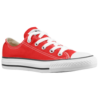 Converse All Star Ox - Boys' Preschool - Red / White