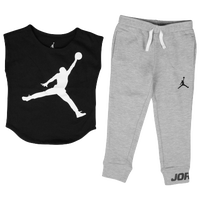Jordan Jumbo Jumpman Legging Set - Girls' Preschool